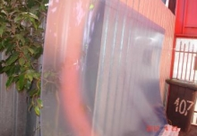 Plexiglas incolor (Stiplex) 10 mm (1000x2000) (25 Kg)